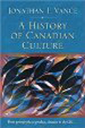 Vance A History of Canadian Culture