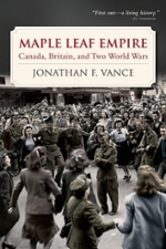 Maple Leaf Empire Book Cover