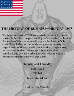 History 1807course flyer